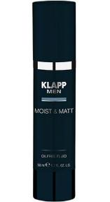 Moist & Matt Oilfree Fluid, 50ml