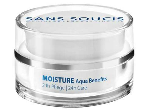 Moisture Aqua Benefits 24-h Pflege normale Haut, 15ml
