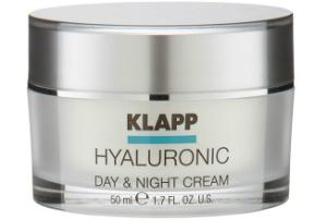 Hyaluronic Day & Night Cream, 50ml