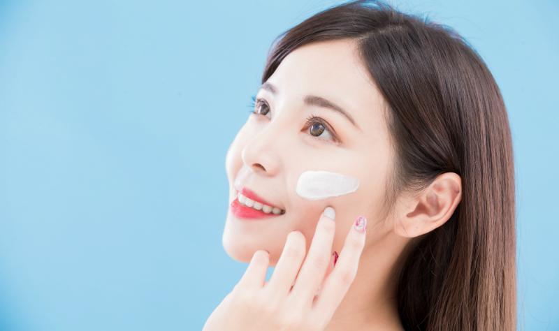 Creme für sanfte und geschmeidige Haut