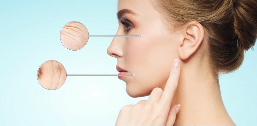 Hautalterung bereits in jungen Jahren vorbeugen