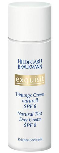 Exquisit Tönungs Creme naturell, SPF 8, 50ml
