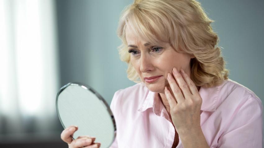 Viele Frauen haben Angst vor der Menopause