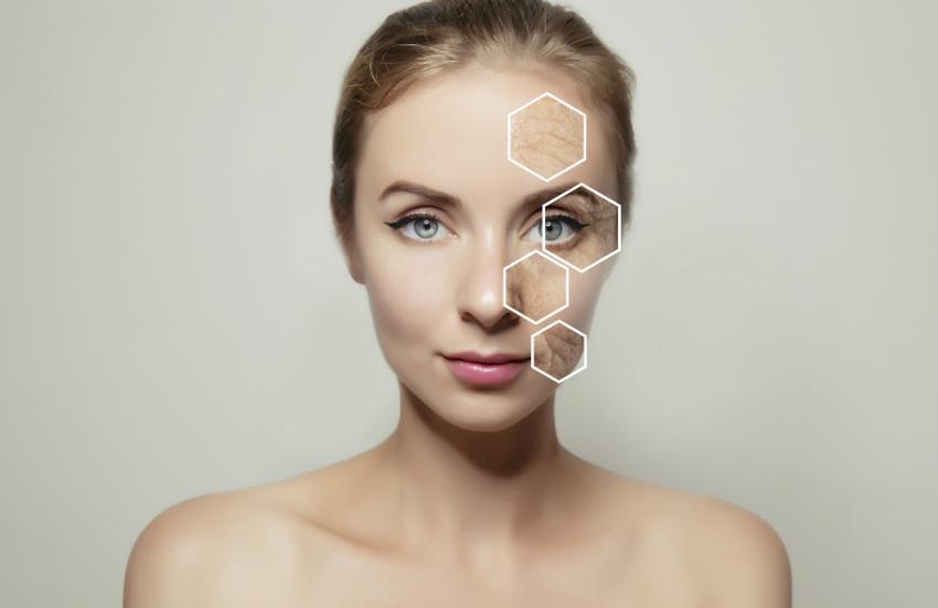 Die Umweltverschmutzung hat einen negativen Einfluss auf unsere Haut