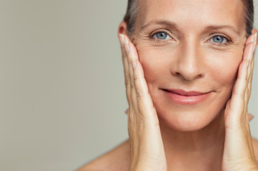 Gute Pflege mit hochwertigen Produkten ist wichtig für die Haut