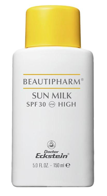 Beautipharm Sun Milk SPF30 High, 150ml
