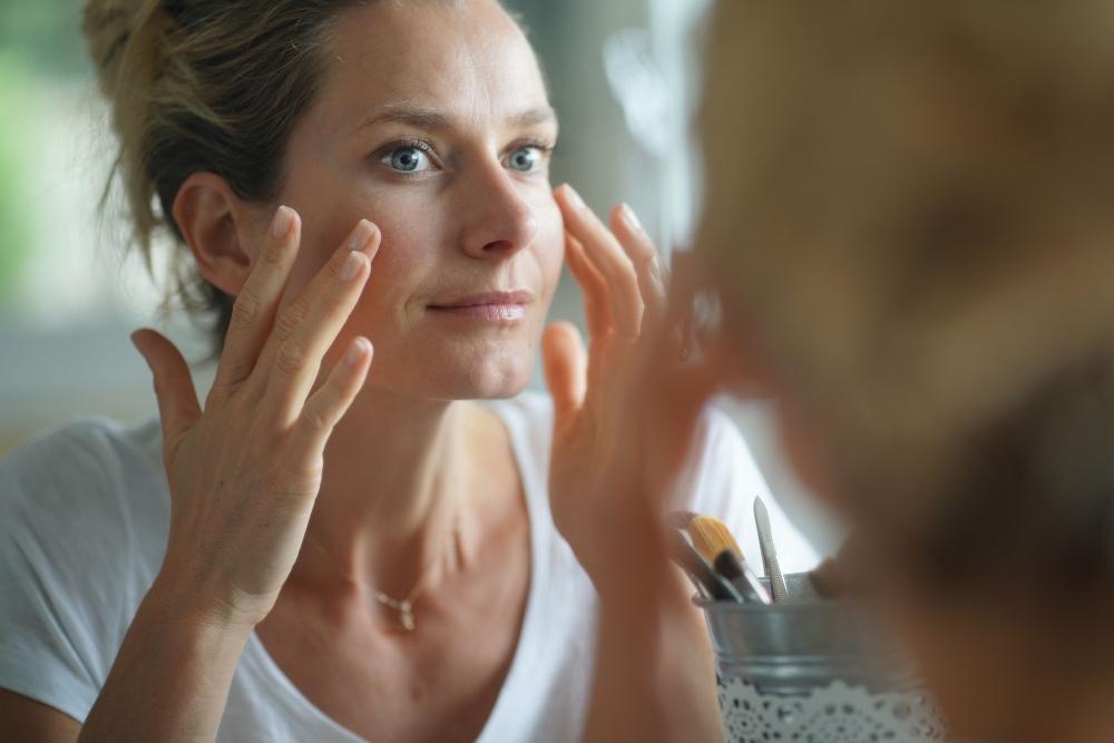 Ganzheitliche Hautpflege ist notwendig