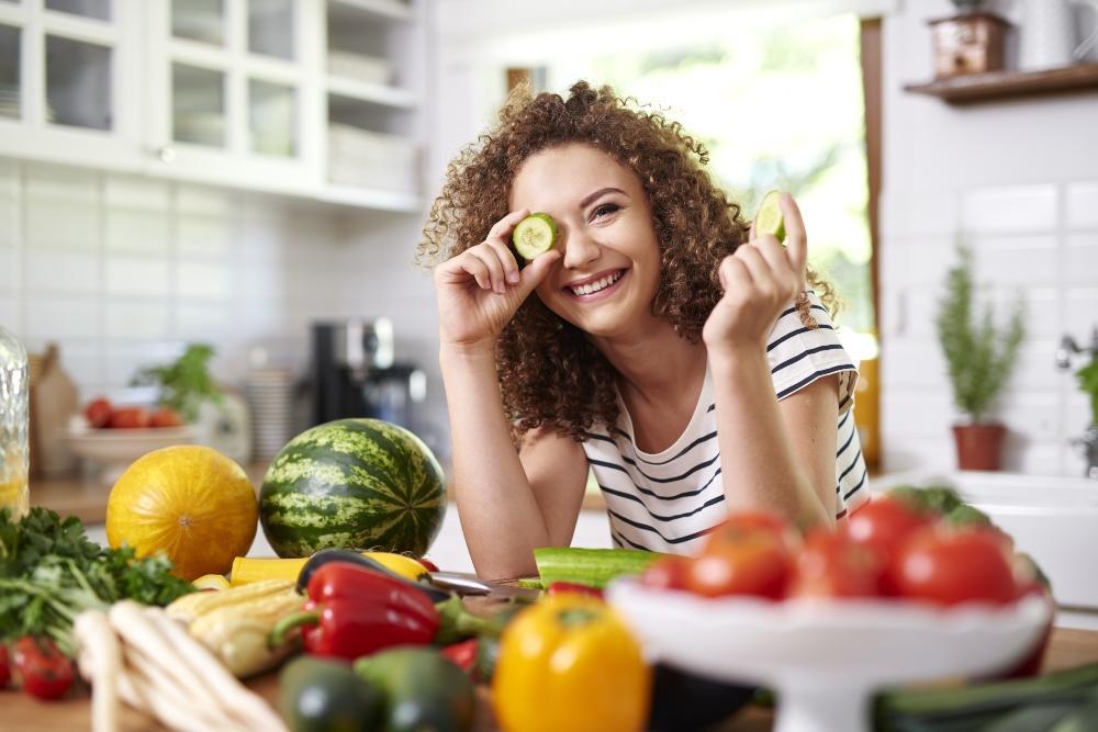 Unser taegliches Vitamin gib uns heute