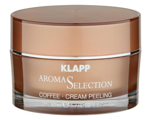 klapp-aroma-selection-coffee-cream-peeling-50ml