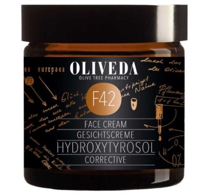 oliveda-f42-gesichtscreme-hydroxytyrosol-corrective-60ml