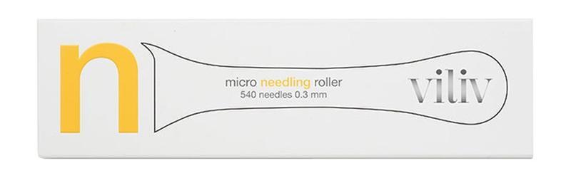 viliv-n-micro-needling-roller-microneedling