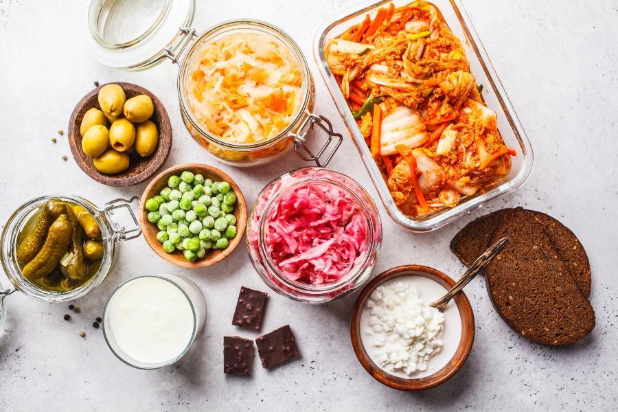 Probiotische Lebensmittel-nutrikosmetika