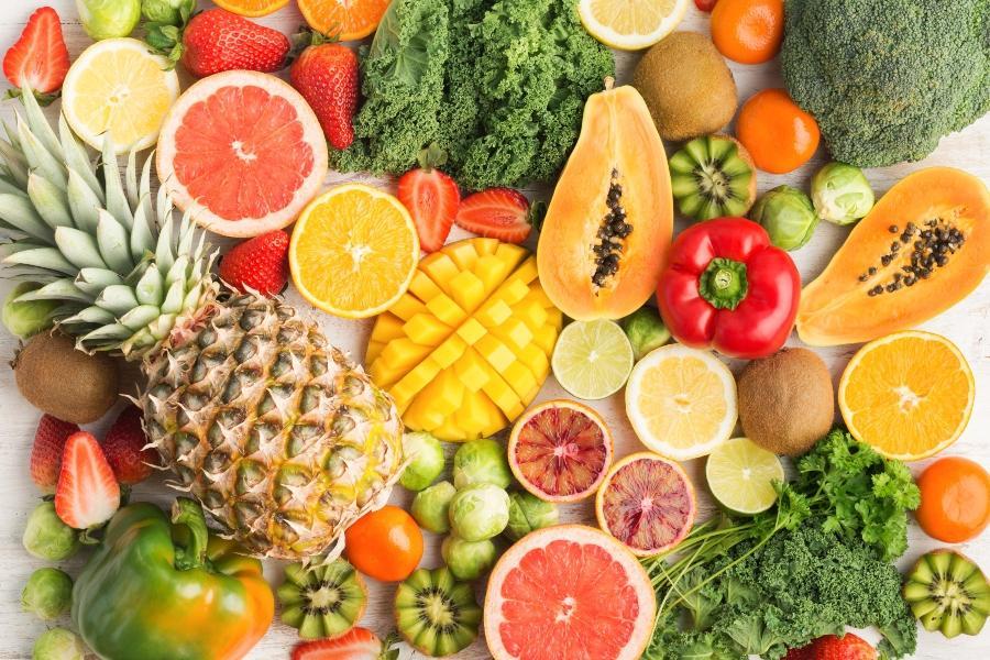vitamin-c-reiches-obst-gemuese