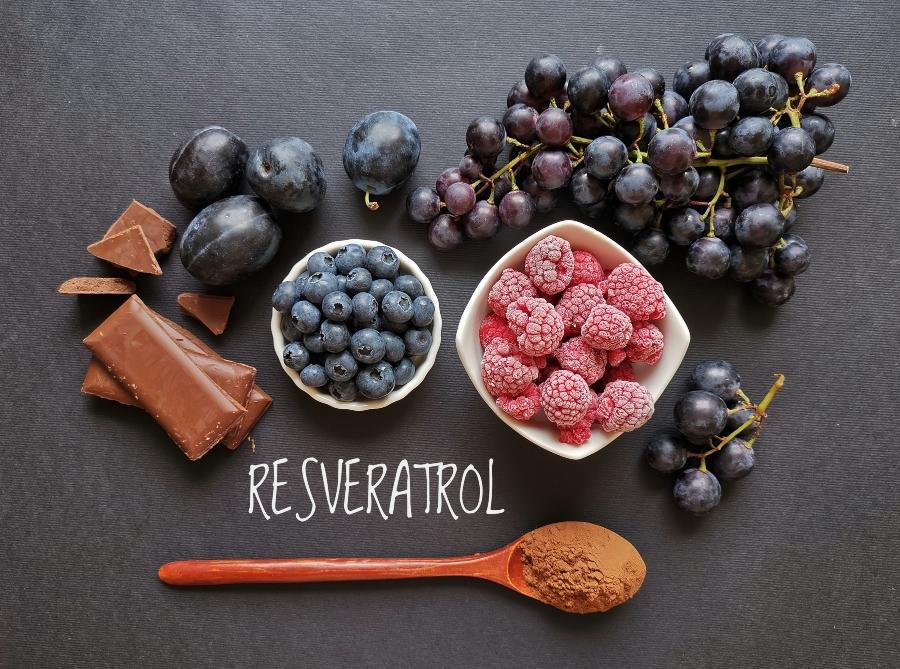 Lebensmittel, die reich an Resveratrol sind