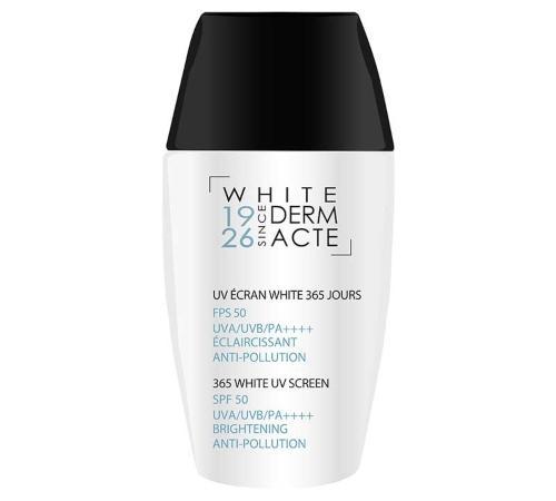 academie-uv-ecran-white-365-tage-uv-schutz-lsf-50-30ml