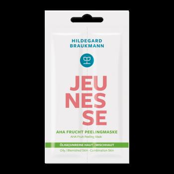 Jeunesse, AHA Frucht Peelingmaske Sachet, 2 x 7ml