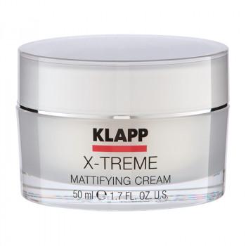 X-TREME Mattifying Cream, 50ml