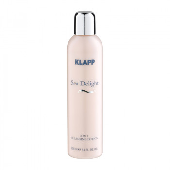 Sea Delight 2 in 1 Cleansing Lotion, 200ml