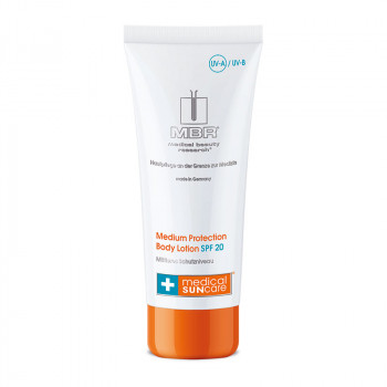 Medium Protection Body Lotion  SPF 20, 200ml
