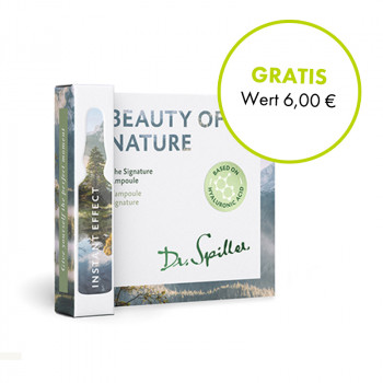 Dr. Spiller, Beauty of Nature, The Signature Ampoule, 2ml