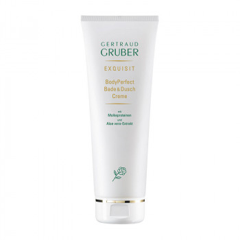Exquisit Body Perfect  Bade & Dusch Creme, 250ml