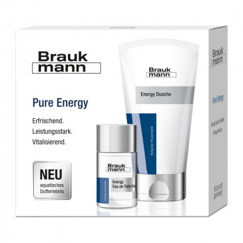 Braukmann Pure Energy Set