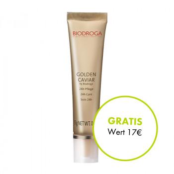Biodroga, Golden Caviar 24h Pflege, 15ml
