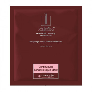 Sensitive Liquid Mask, 6 Vlies x 30ml