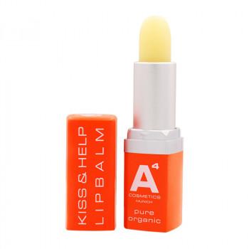 A4 Kiss and Help Lipbalm