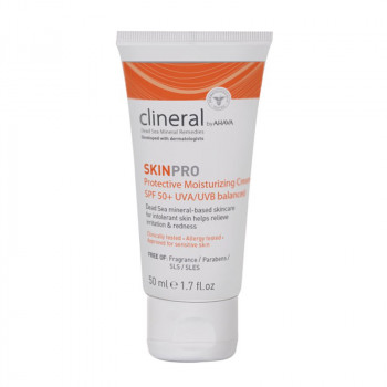 Protective Moisturizing Cream LSF50, 50 ml
