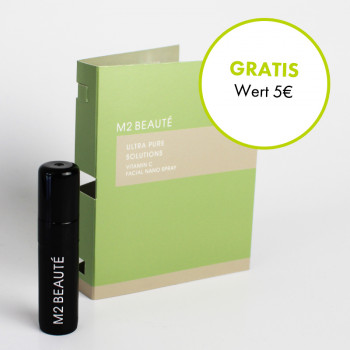M2Beaute, Ultra Pure Solutions Vitamin C, 5ml