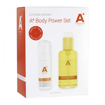 A4 Body Power Set