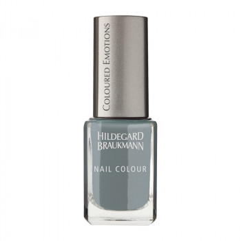 Coloured Emotions Nail Colour nordic grey, 10ml