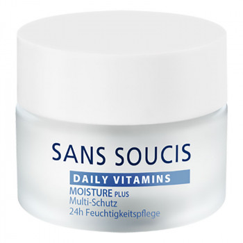 Daily Vitamins Moisture Plus Multi-Schutz 24h, 50 ml