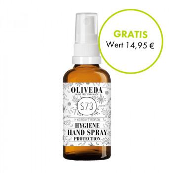 Oliveda, S73 Hygiene Hand Spray, 50ml