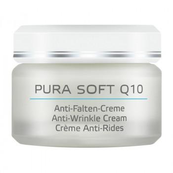 Pura Soft Q10 Anti-Falten-Creme, 50ml