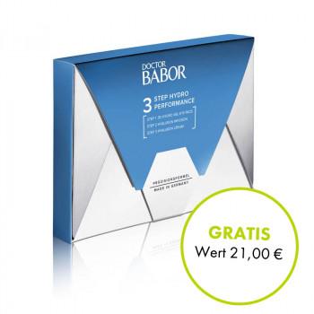 Doctor Babor 3. Step