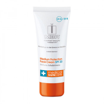 Medium Protection Face Cream SPF 20, 100ml