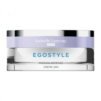 EGOSTYLE, Mission Defense Creme 24h, 50ml