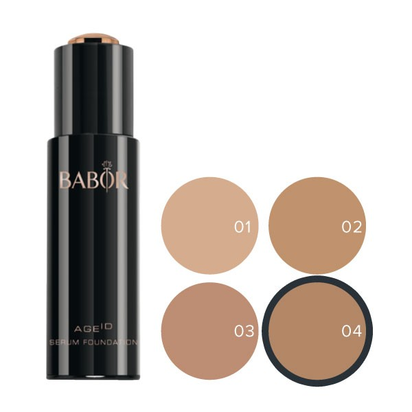 BABOR AGE ID Make up Serum Foundation 04 suny, 30ml