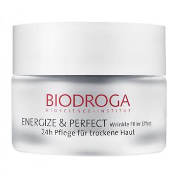 Energize und Perfect 24-h Pflege für trockene Haut, 50ml
