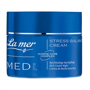 Med Stress-Balance Creme Nacht, o.P., 50ml