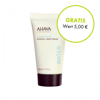 AHAVA, Deasea Water, Mineral Hand Cream, 40ml