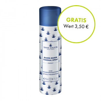 Sans Soucis, Baden-Baden Thermal Spray, 50ml
