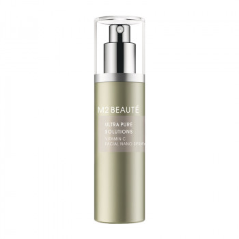 M2 Beaute Ultra Pure Solutions Vitamin C Facial Nano