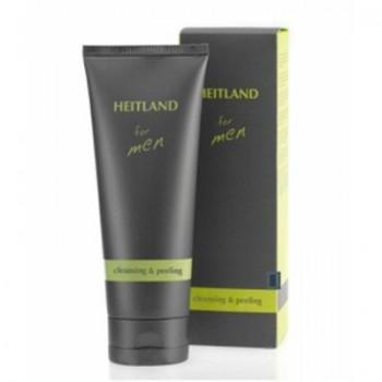 HEITLAND for men cleansing und peeling, 75ml