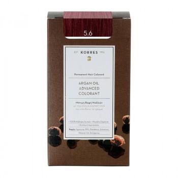 Argan Oil red light brown, hellbraun rot 5.6