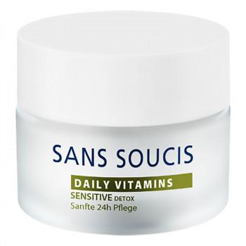 Daily Vitamins Sensitive Detox sanfte 24h Pflege, 50ml