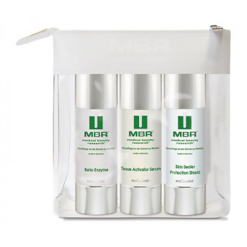 Travel Set Beta-Enzyme, Tissue Activator Serum, 3x30ml