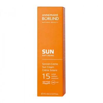 SUN, Sonnen- Creme LSF 15,  75ml